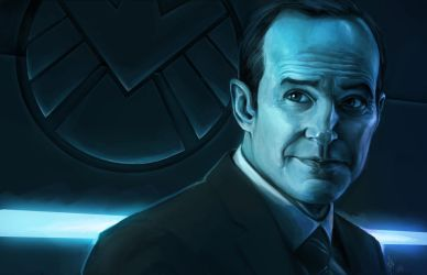 Agents of S.H.I.E.L.D - Agent Coulson by KiloWhat