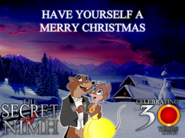 NIMH Christmas by SMWStudios