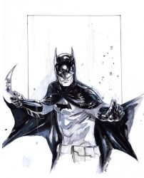 Batmansketch by Peter-v-Nguyen