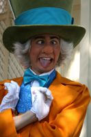 Mad as a Hatter by DisneyLizzi