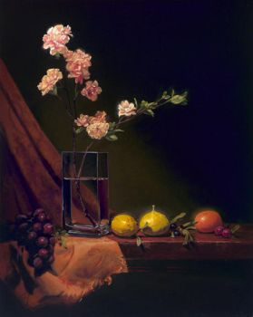 gourds and roses by David-McCamant