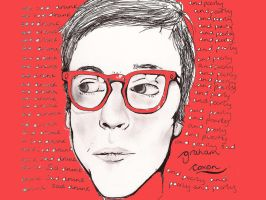 Graham Coxon by The-Cyclops