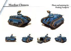 Mordian Chimera Transport by Olovni