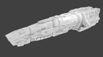 [WIP] Liberator Destroyer by Nyctaeus