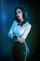 Elizabeth | Bioshock Infinite. Burial at sea by MariyaNegoduet