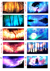 SPECIAL AUTOBUY AUCTION - SCENERY (25 $) by ryky