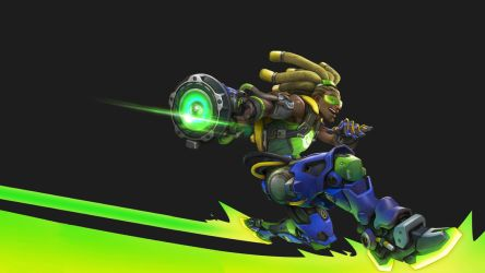 Lucio Wallpaper [Overwatch] by Sinclay