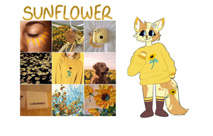 Sunflower Adopt Auction [Closed] by RoseSharks
