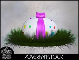 Easter Nest 001 by poserfan-stock