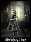 Alice In Jungleland by NatsPearlCreation