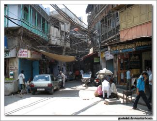 electricity in India by gosiekd
