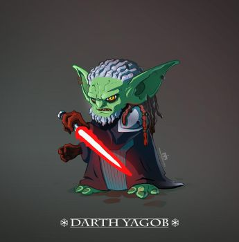 Darth Yagob by MichaelSchauss