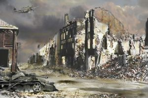 The Battle for Normandy by zulumike