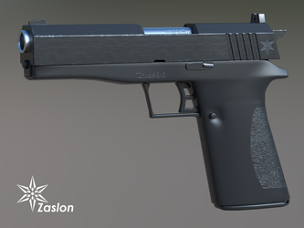 Original Handgun by Zaslon