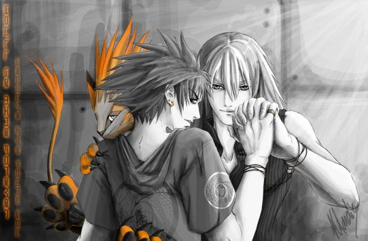 Sora and Riku by KlaudiaK