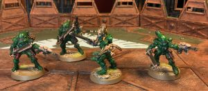 Striking Scorpions, Cypra Craftworld by NyQuilDreamer