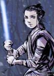 Rey - Star Wars by Jhincx-Faust