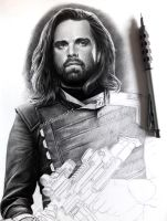 Winter Soldier - WIP 2 by Cataclysm-X