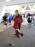 Kuzco Otakon 2009 by Sugarling
