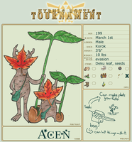 Tournamnet: Acen by Kinetic-duet