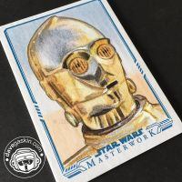 Star Wars Masterwork 2017: C3PO by BikerScout