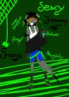 Xx.Jeremy Greenei.xX by LickyM0use