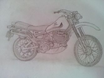 XT 550 by Vipers1