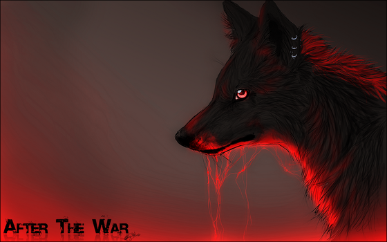 AT.:After The War:. by WhiteSpiritWolf