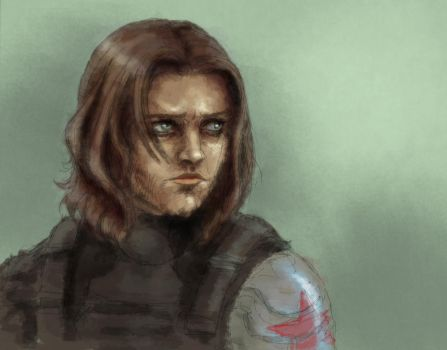 The Winter Soldier by tanya-nevidimka
