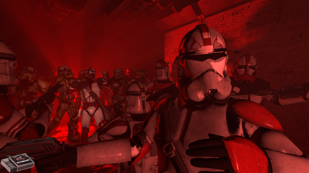 Death Troopers by MatchboxSFM