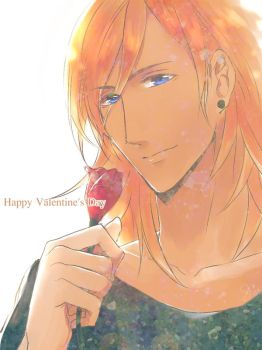 Happy Valentine's Day by ShiroNiji