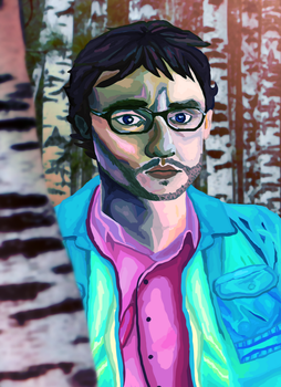 Will Graham by charlie-smith