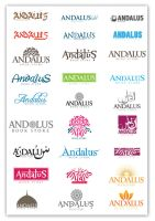 Andalus BookStore Logo by beshoywilliam