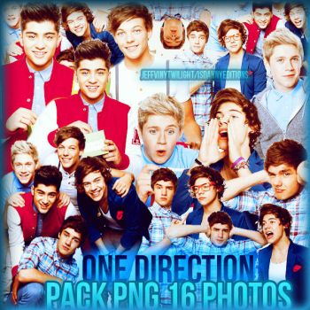 One Direction Pack Png 16 Photos by JeffvinyTwilight