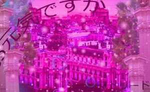 Madrid-vaporwave by Javiyoshi