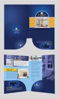 Presentation Preskit folder by owdesigns