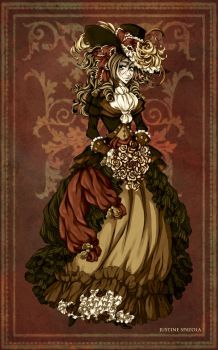 Galerie des Modes: Fallyn by Seitou