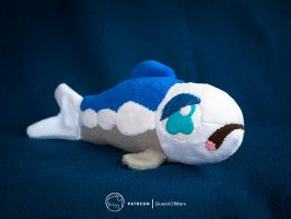 Wishiwashi plush