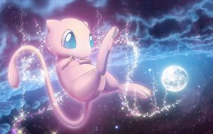 Mew by KickTyan