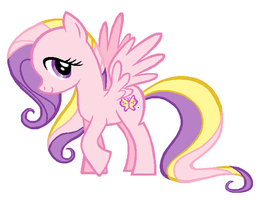 Fluttershy G3 by Durpy
