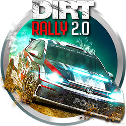 DiRT Rally 2.0 by POOTERMAN