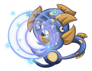 Huntail Water Pulse by shinragod