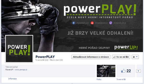 PowerPLAY! - FB page by Ingnition