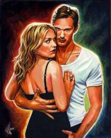 True Blood Sookie Eric by choffman36