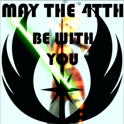 May the Fourth Be With You by Blitzhart