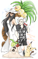 _ Welcome to Alola _