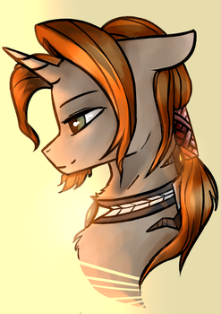 Sunny by OgniFireheart