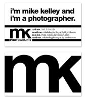 MKPhotography Business Card by fat-girl-dani