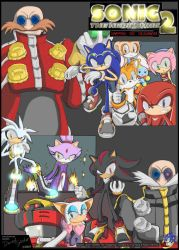 Sonic The Hedgehog 2 cover by Dan123