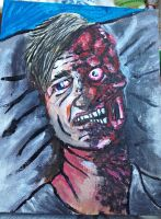 Harvey Two Face by Two-FacedBatman